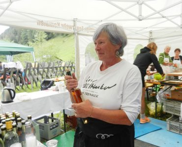 Almhüttenfest im Mühlbacher Talile