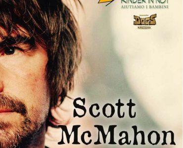 Benefizkonzert mit Scott McMahon