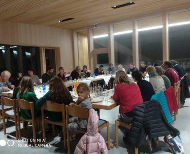 Helferessen in Mühlbach/Gais